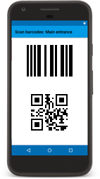 BarcodeChecker - Scan and check tickets with barcodes, admission